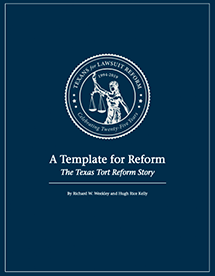 A Template for Reform